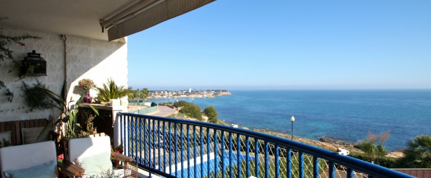 Buy Resale Apartment in Cabo Roig Costa Blanca. The Best Apartments to Enjoy a Magical Place in la Costa Blanca