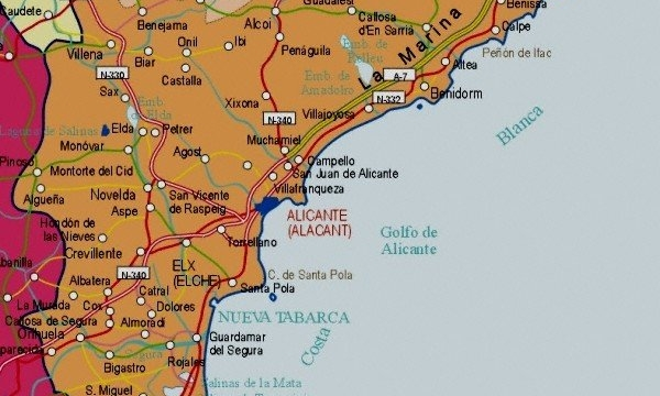 ​Welcome to Costa Blanca and Maraiso