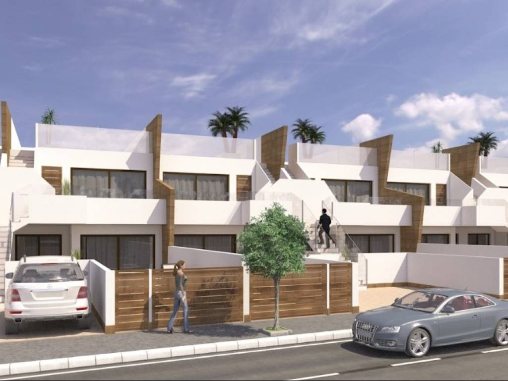 New build - Detached house - San Pedro del Pinatar