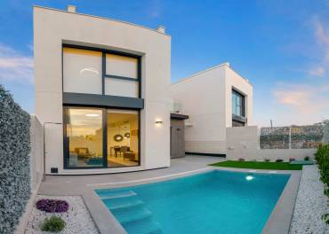 Villa - New build - Orihuela Costa - Villa Martin